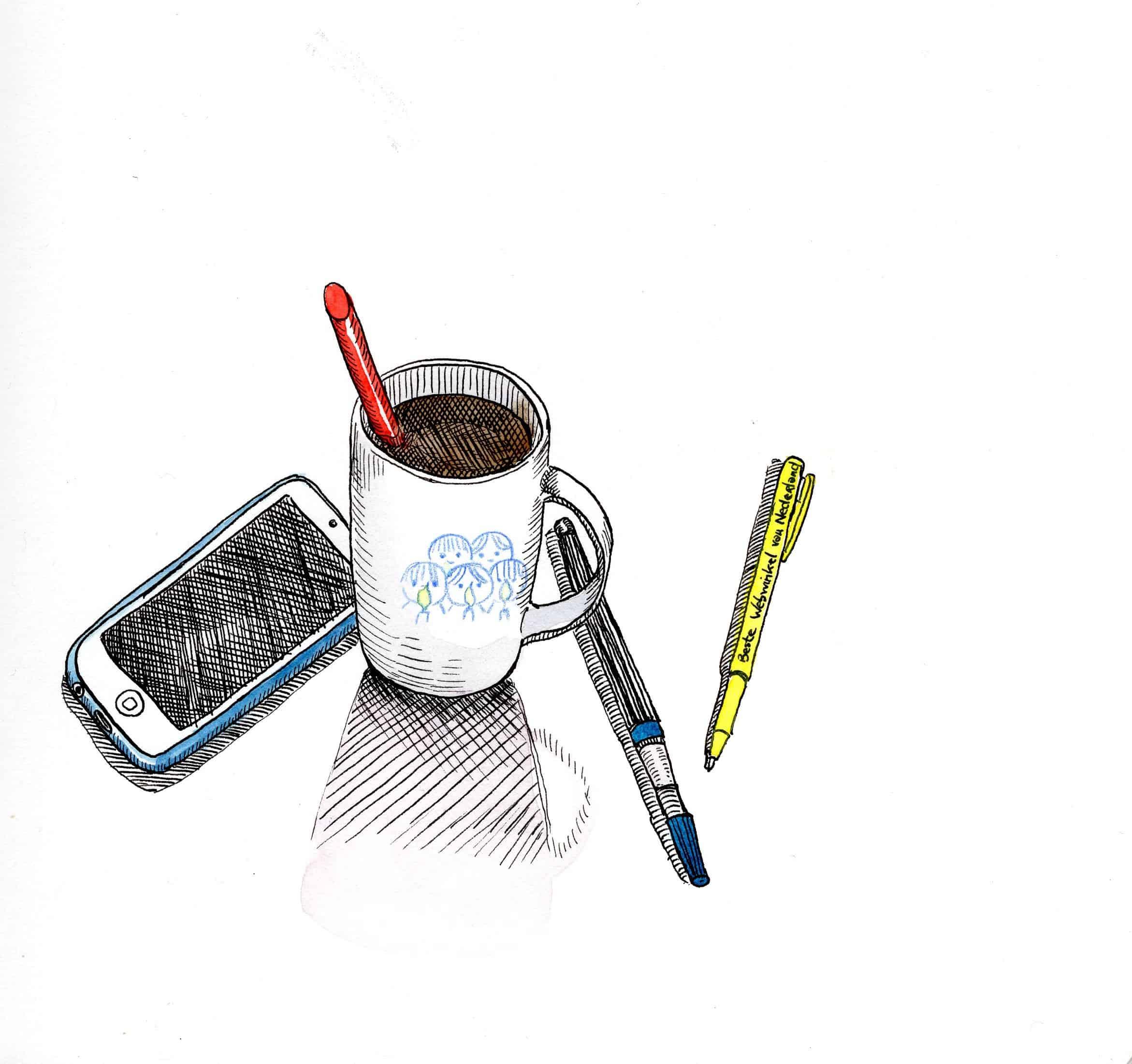 Gwen Glotin sketch