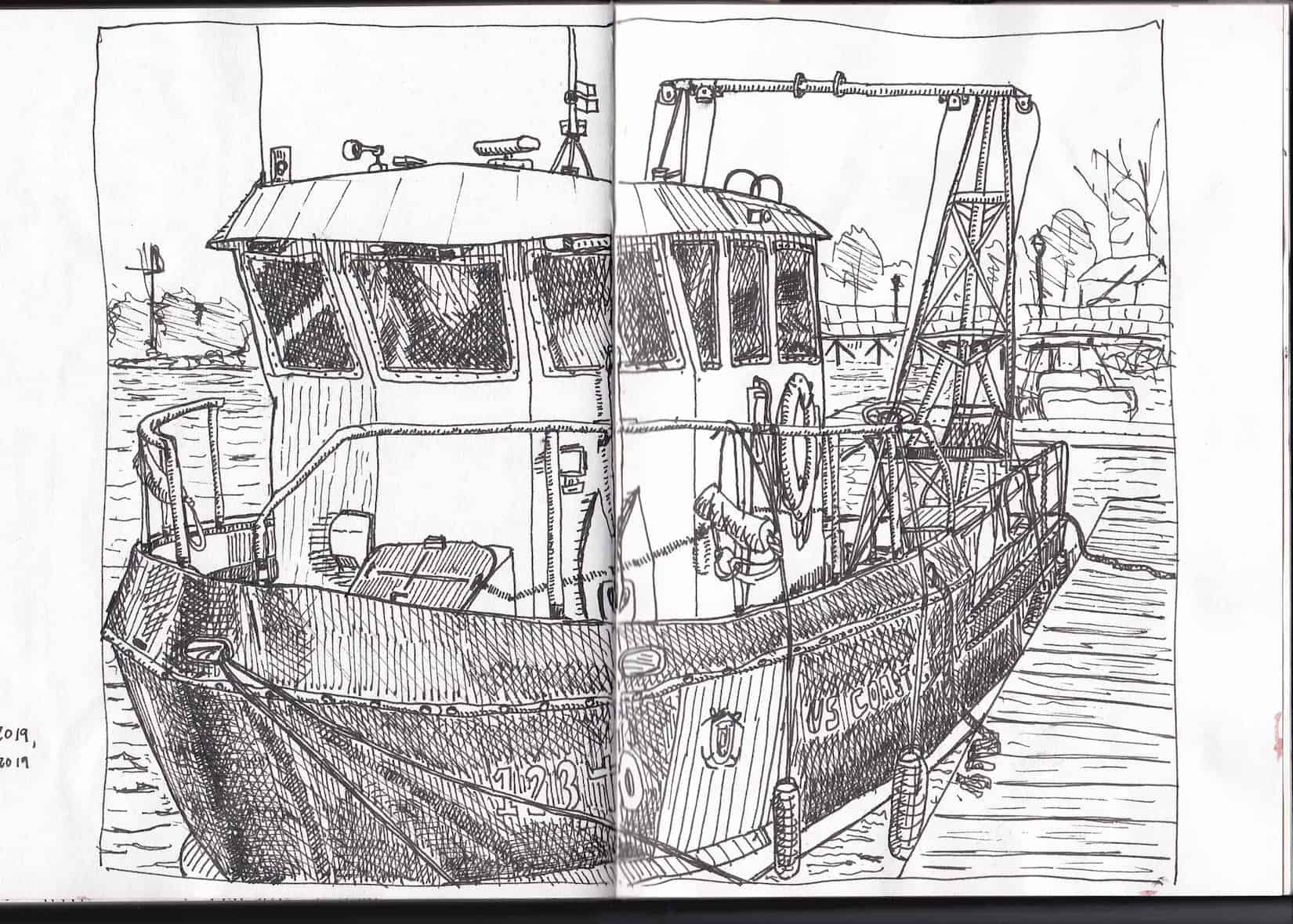 Don Marsh artwork