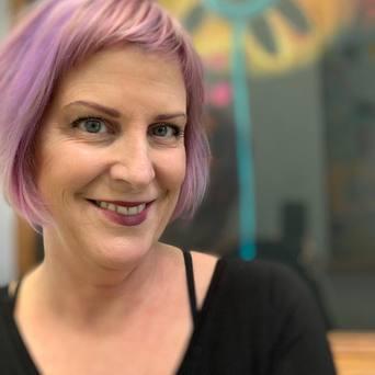 Instructor Kecia Deveney