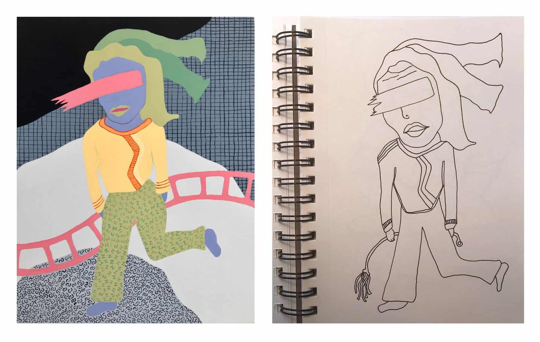 Suzanne Gibbs artwork