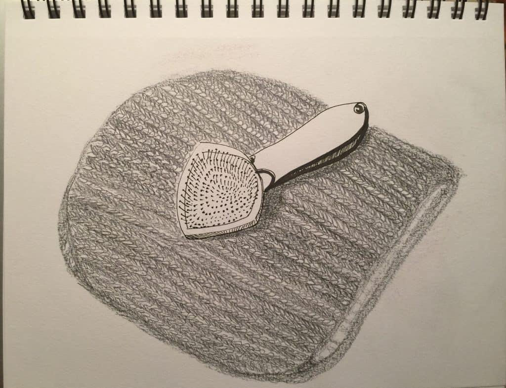 sketch texture