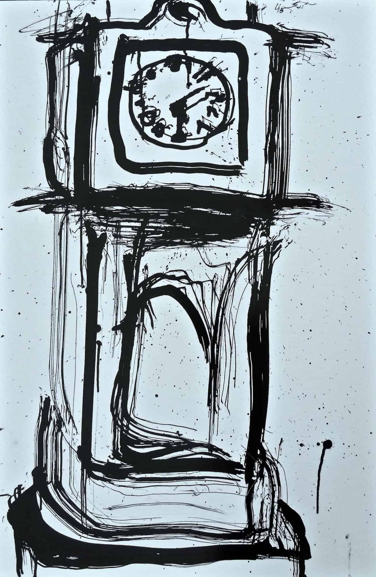 John Cromer sketch