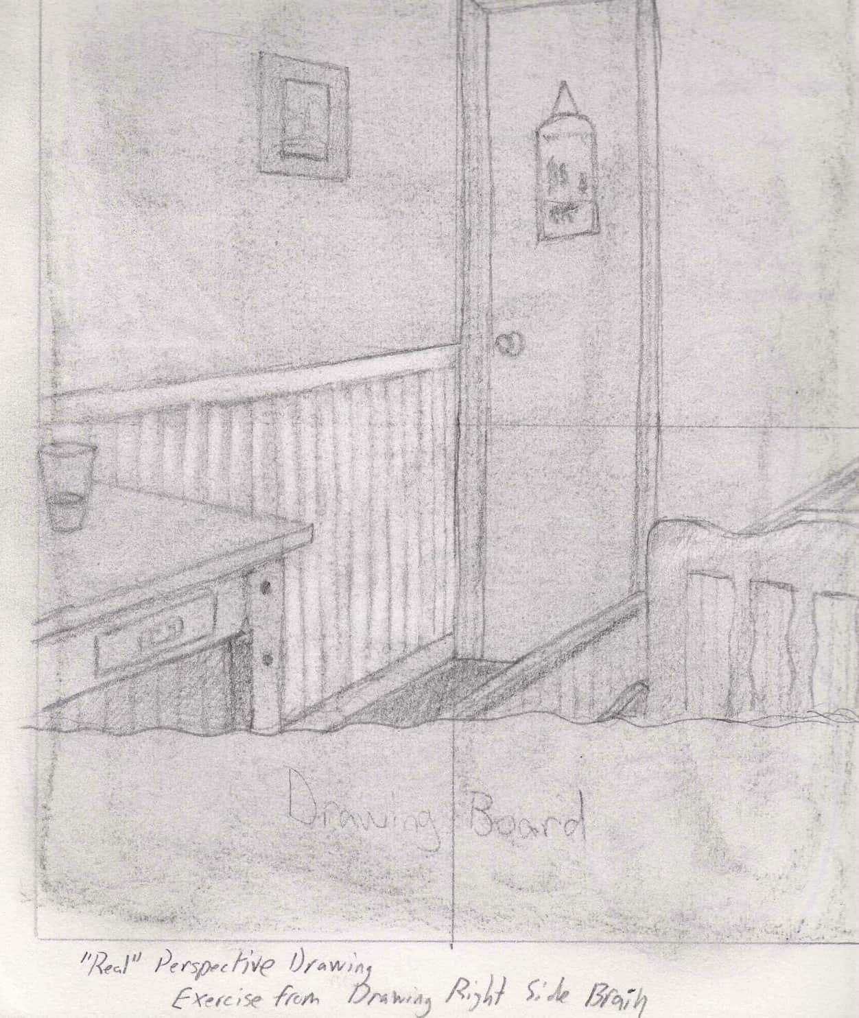 Don Marsh sketch work