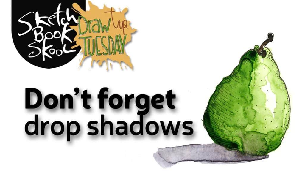 adding drop shadow