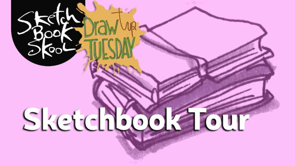 type of sketchbook