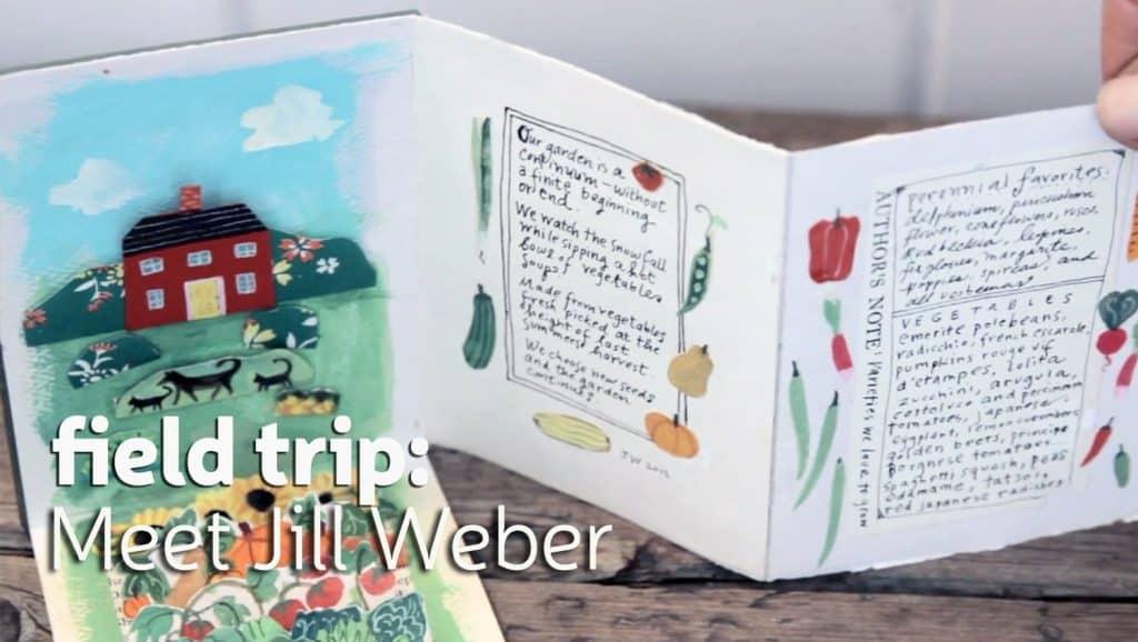 Jill Weber sketch