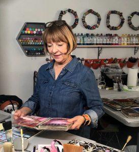 Instructor Mary Beth Shaw
