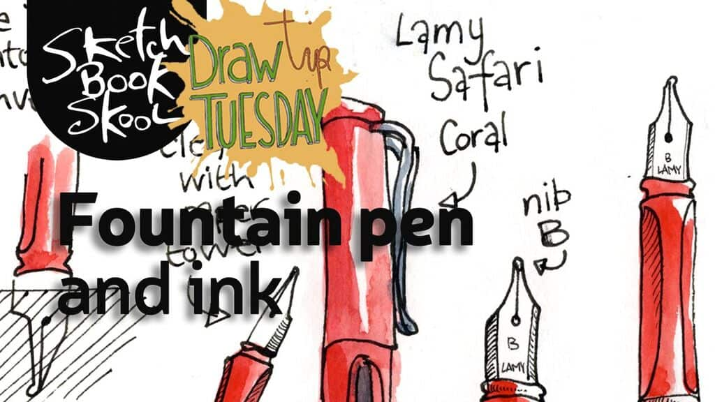 how to fill Lamy Safari Pens
