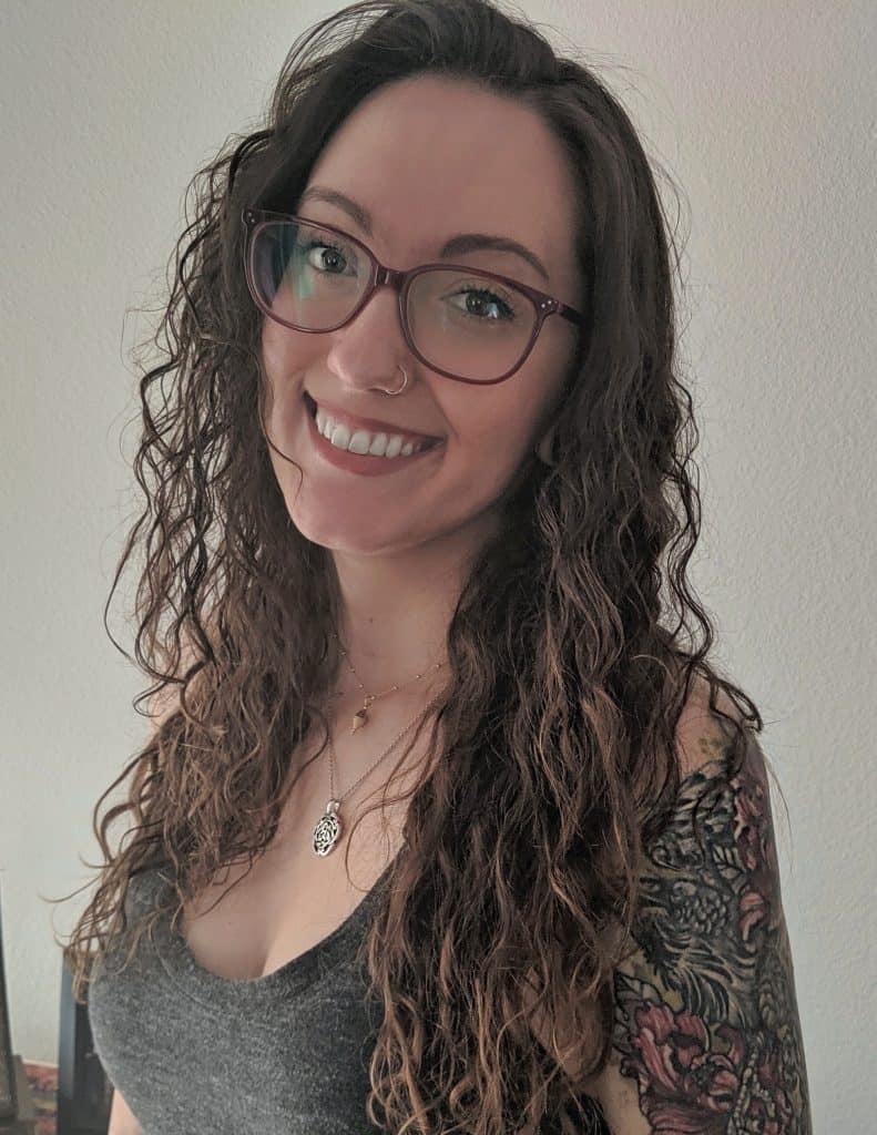 Student Spotlight Nadia Bruce