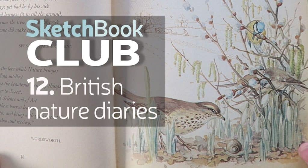 british nature diaries