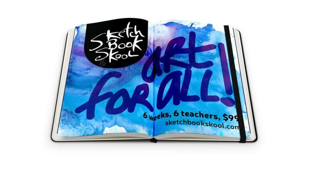 the sketchbook skool dream