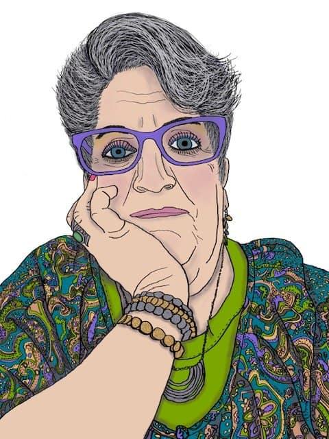 Gail Dennis portrait