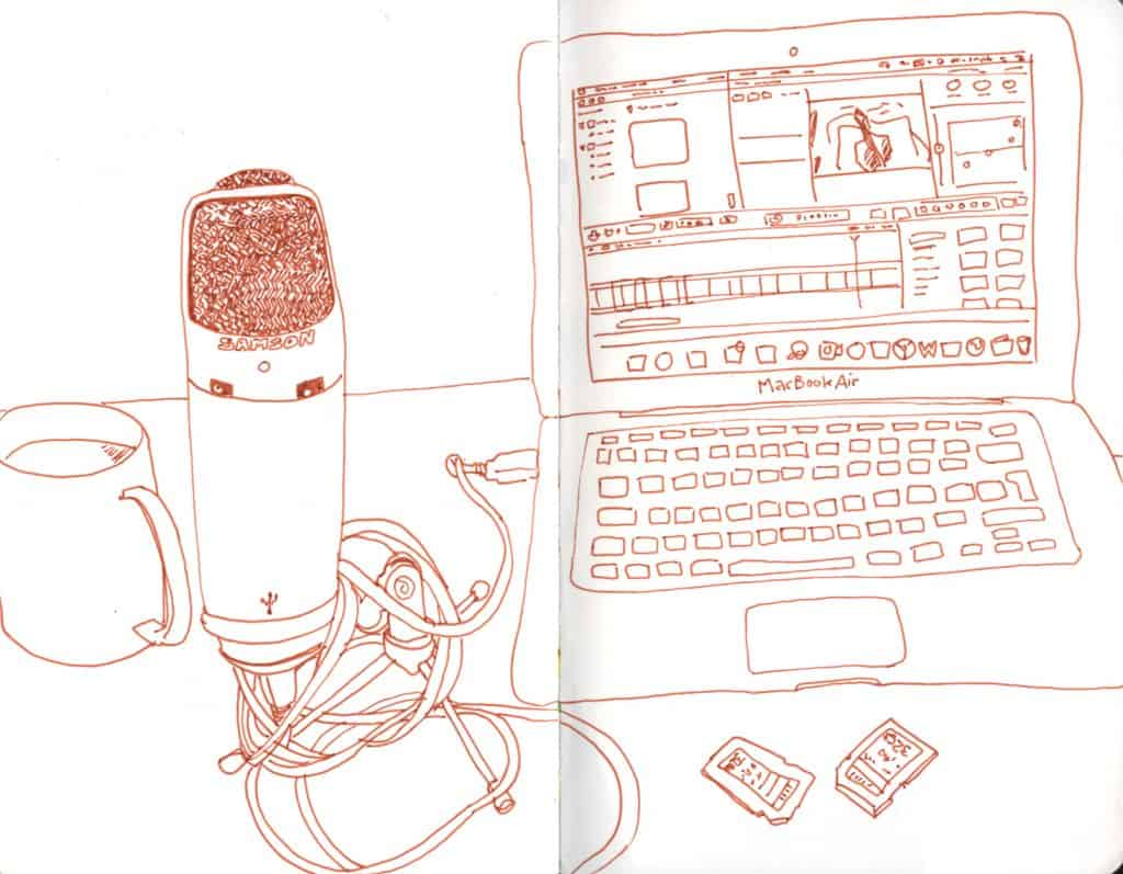 website builder for artist