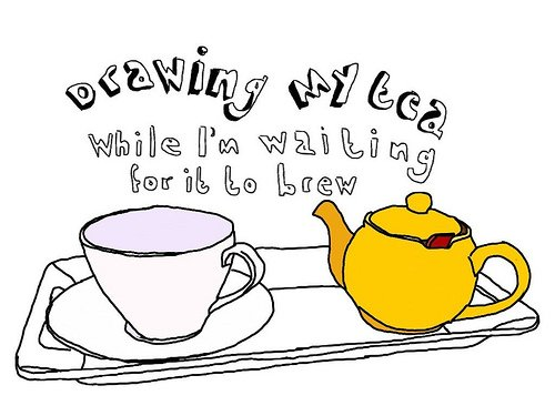 Tea by Michael Nobbs