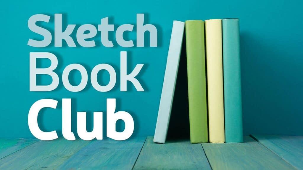 sketch book club