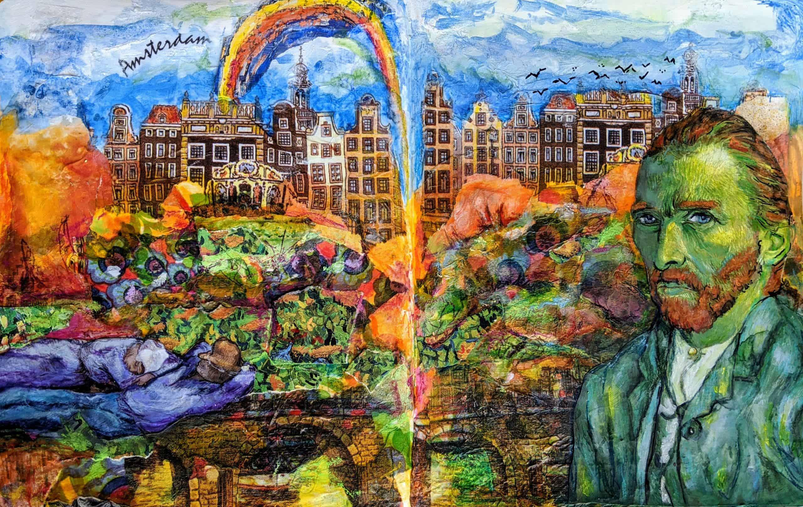 John Bloner artwork