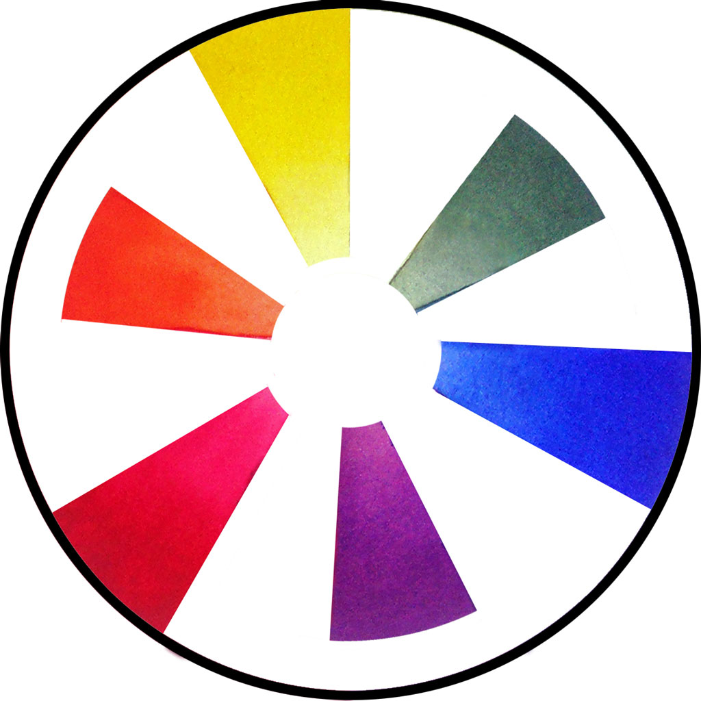 secondary color wheel