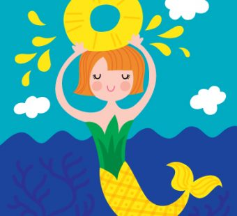 pineapplemermaid